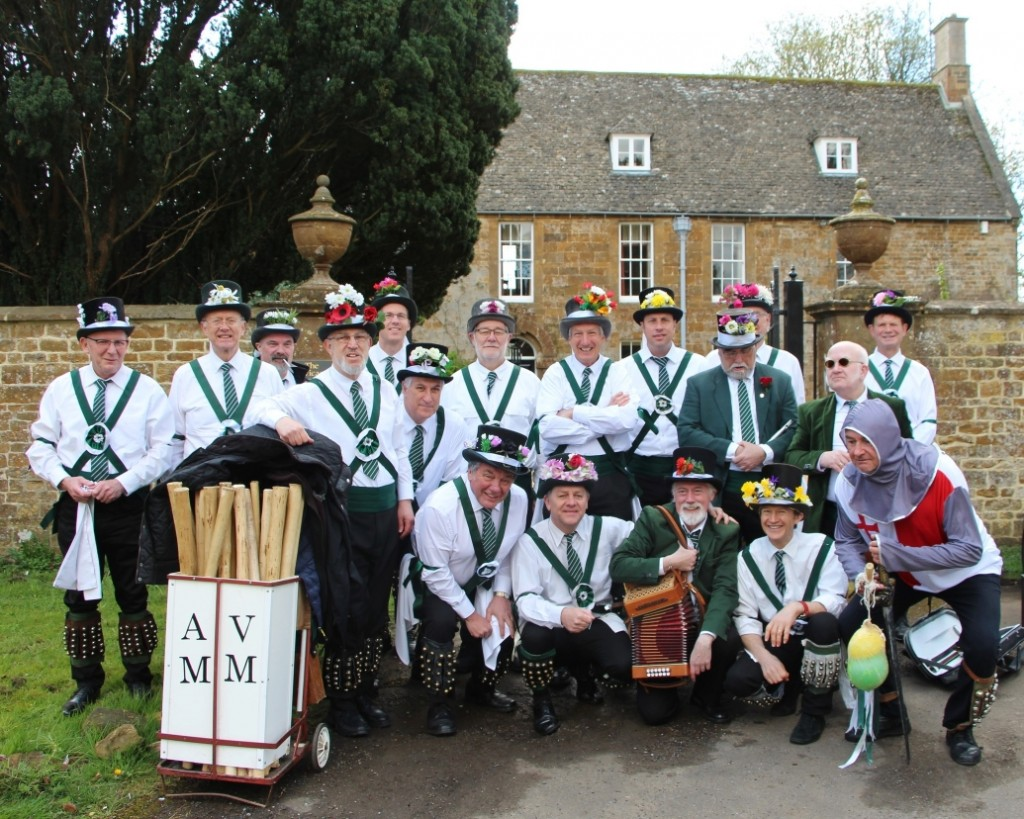 Day of Dance, Adderbury 23 Apr 2016